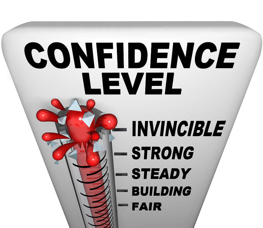 Business coaching of Increasing Your Confidence