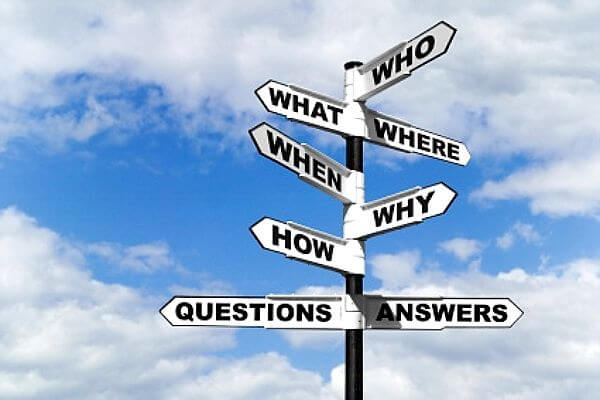 Business coaching of 4 Questions That Will Change Your Business Forever