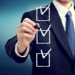 A special checklist to increase your efficiency